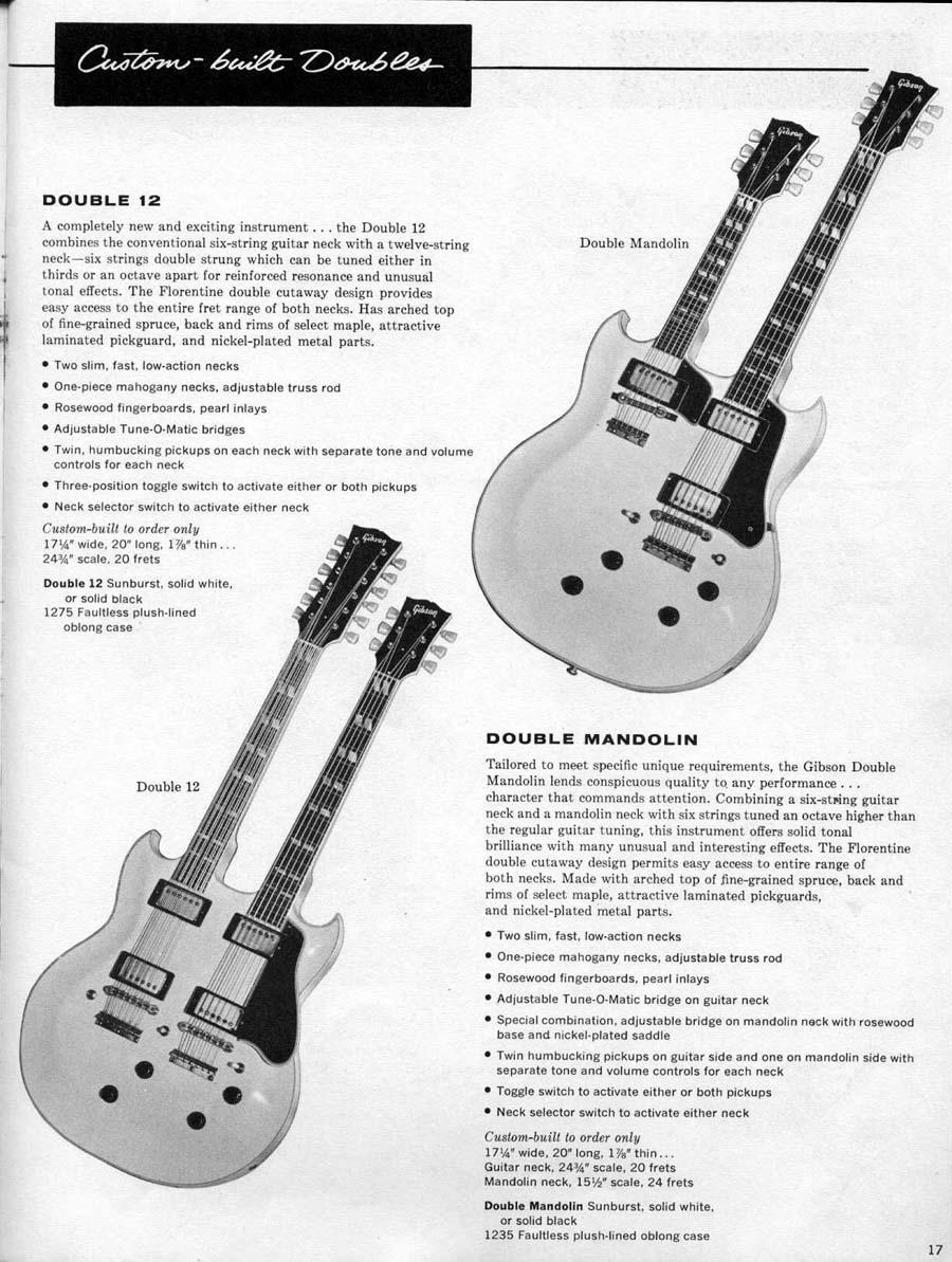 Gibson Es Series 330 P90 Wiring Diagram 15 1960 Guitar And Bass Catalog